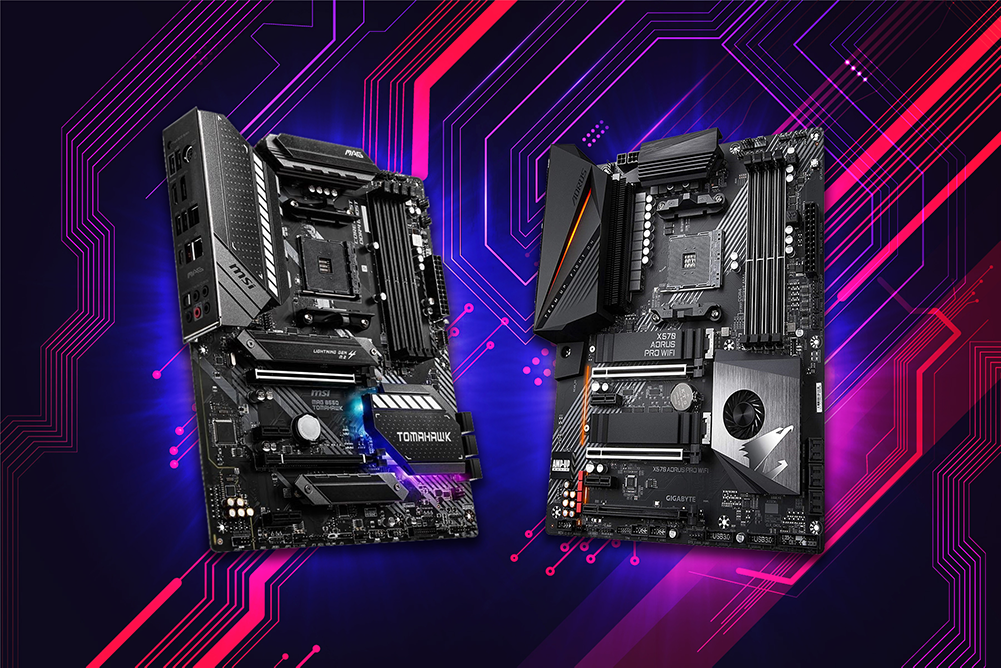 Amd B550 Vs X570 Motherboards Which Should You Buy Tech Edged